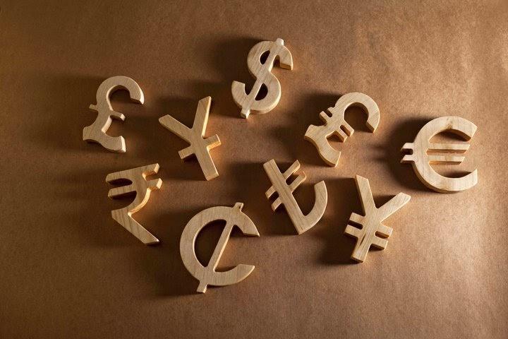 Geriausios valiutų poros Forex prekybai