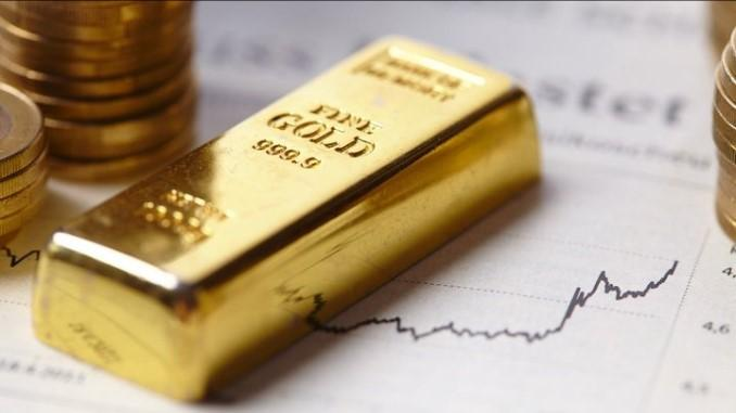 Златото най-накрая се насочи към $1800, водено от производствения ISM