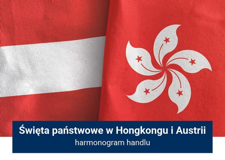 harmonogram handlu hongkong i Austria