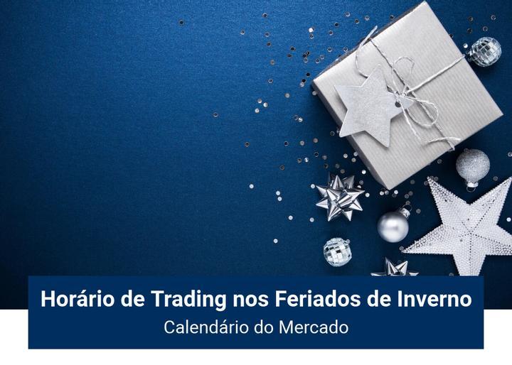 Horário de Trading nos Feriados de Inverno - Admiral Markets