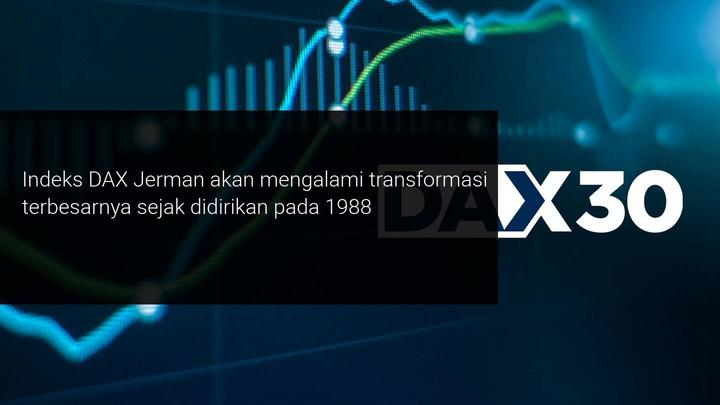 DAX Jerman akan menambah peserta menjadi 40