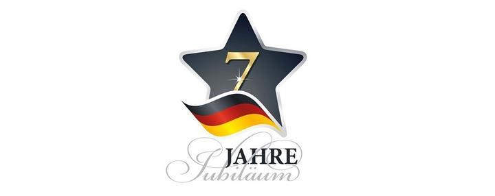 Admiral Markets feiert Geburtstag! Sieben Jahre in Berlin!
