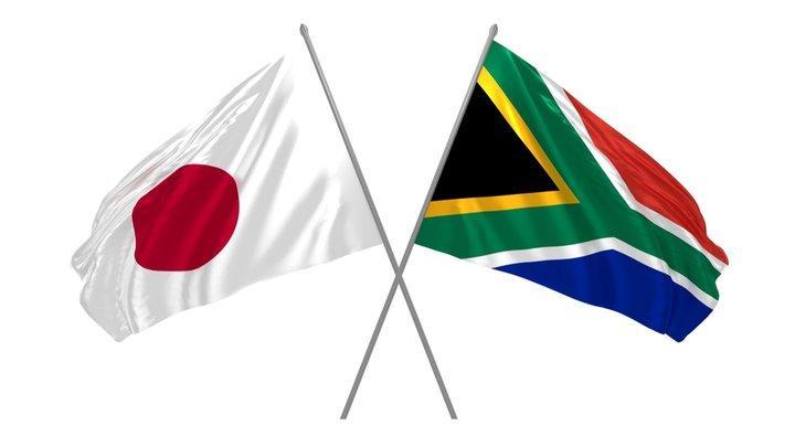 Jižní Afrika a Japonsko
