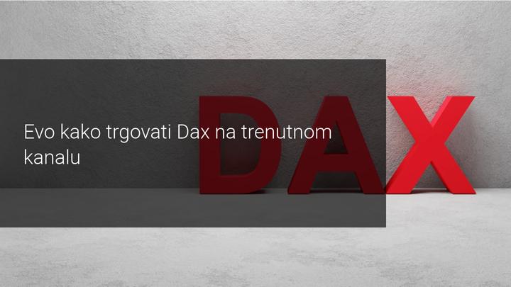 kako trgovati DAX