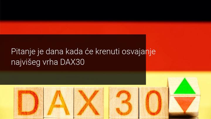 osvajanje vrha DAX30