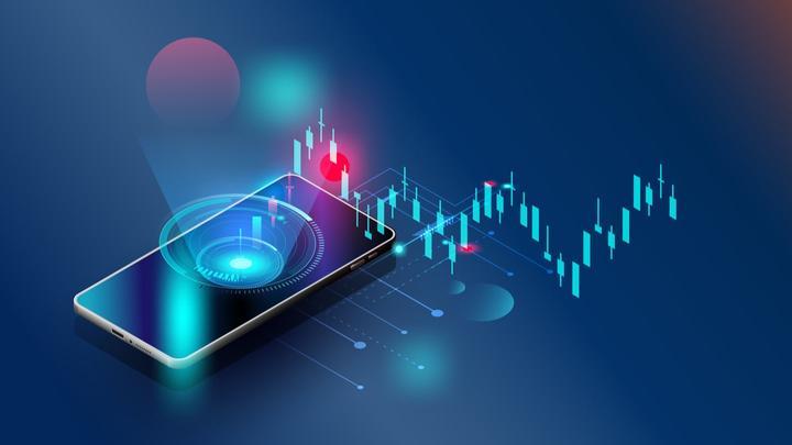 Labākā Forex un akciju mobilā tirdzniecības platforma