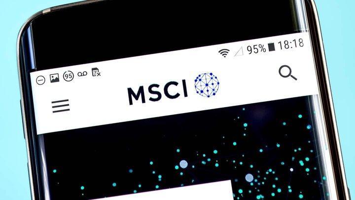 handelen in de MSCI Index met behulp van ETFs