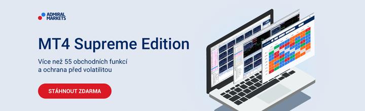 Skalpování MetaTrader 4 Supreme Edition
