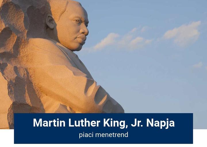 Martin Luther King Napra