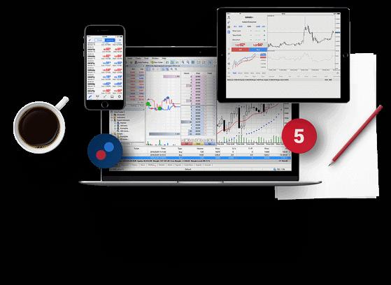 Lernen Sie den MT5 kennen: Forex, CFD, Aktien, ETF, Daytrading