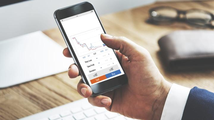 Mobile Trading with MT5 App