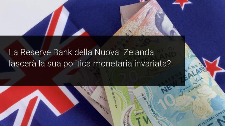 Politica monetaria Nuova Zelanda