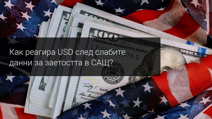 След силното първо тримесечие, щатският долар отслабва