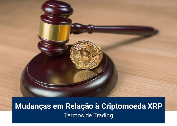 Mudanças em relação à criptomoeda XRP - Admiral Markets