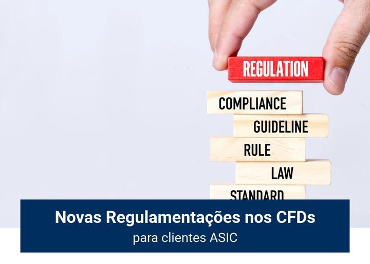 Novas Regulamentações nos CFDS - Admiral Markets