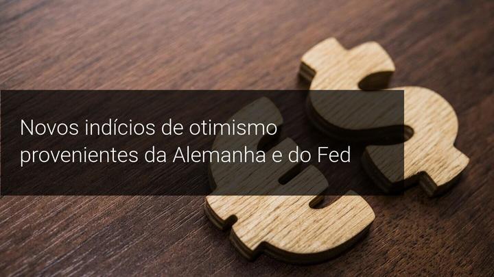 Novos indícios de otimismo provenientes da Alemanha e do Fed - Admiral Markets