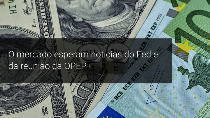 O mercado recebe notícias do Fed e da reunião da OPEP+ - Admiral Markets