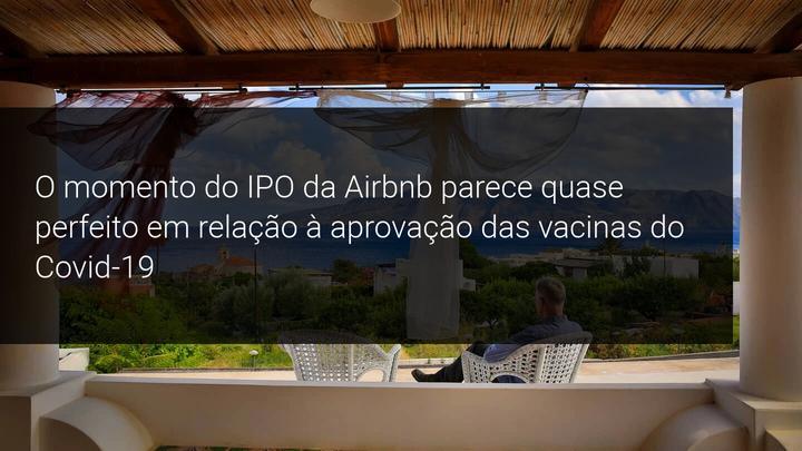 O momento do IPO da Airbnb parece quase perfeito em relação à aprovação das vacinas do Covid-19 - Admiral Markets