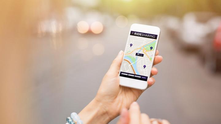 Uber akcie