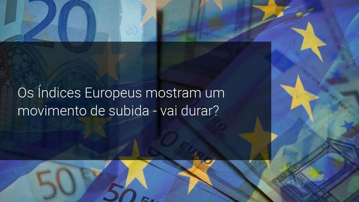Pausa na Europa - Recuperação dos Principais Índices da Bolsa de Valores - Admiral Markets