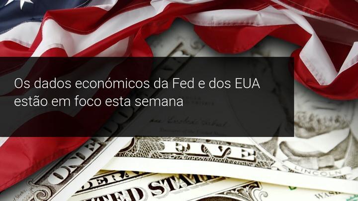 Os dados económicos da Fed e dos EUA estão em foco esta semana - Admiral Markets