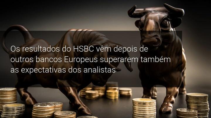 Os resultados do HSBC vêm depois de outros bancos Europeus superarem também as expectativas dos analistas - Admiral Markets