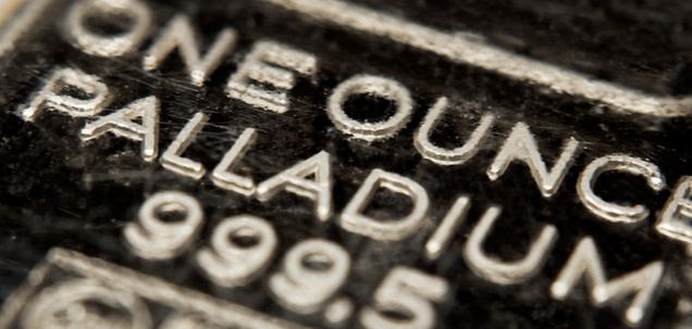Kas yra paladis ir kaip prekiauti šiuo brangiuoju metalu 2020?