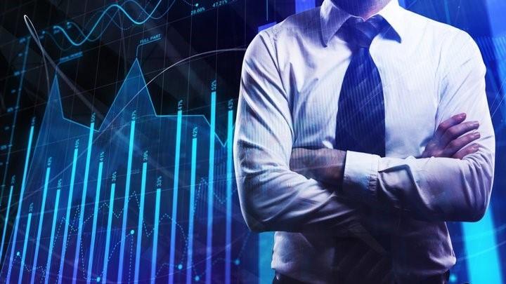 Successful forex trader