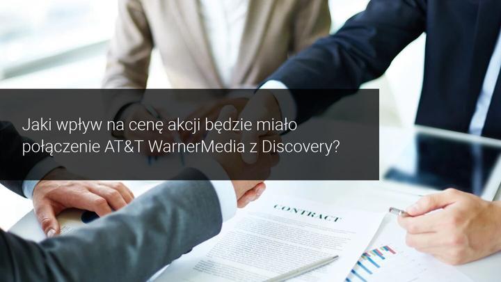Połącznie WarnerMedia z Discovery