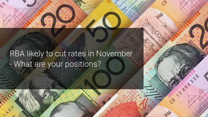 RBA houdt de tarieven vast, maar onheilspellende tekenen voor november