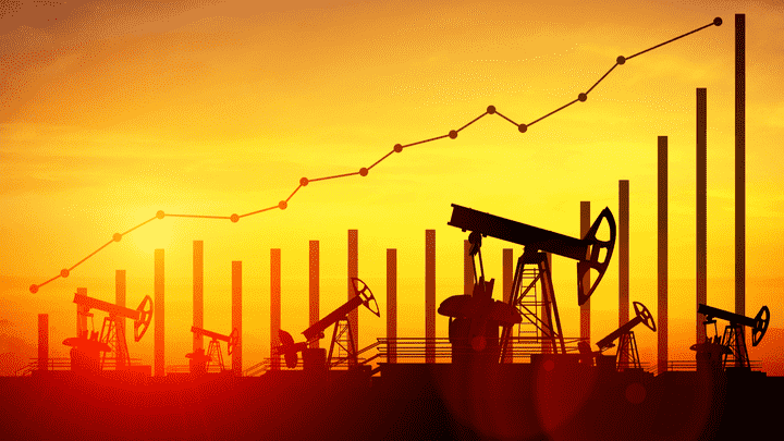 Růst ceny ropy po útoku dronů v Saudské Arábii