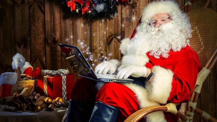 Santa Claus Rally