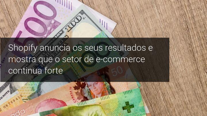 Shopify anuncia os seus resultados e mostra que o setor de e-commerce continua forte - Admiral Markets
