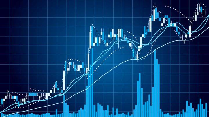 Kaip paprastai slankusis vidurkis pritaikomas rinkų prekyboje