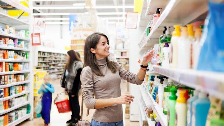 Spotřební zboží akcie