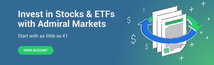Invertir en acciones y ETF