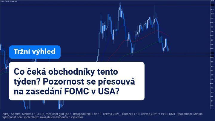 Týdenní tržní výhled