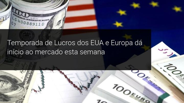Temporada de Lucros dos EUA e Europa dá início ao mercado esta semana - Admiral Markets