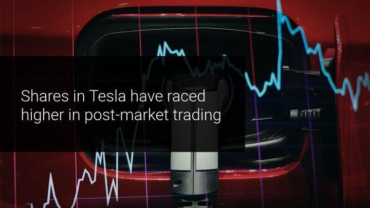 Tesla races higher on Goldman Sachs upgrade. What's next?
