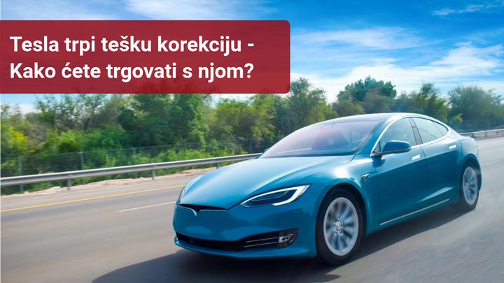 Tesla trpi korekciju