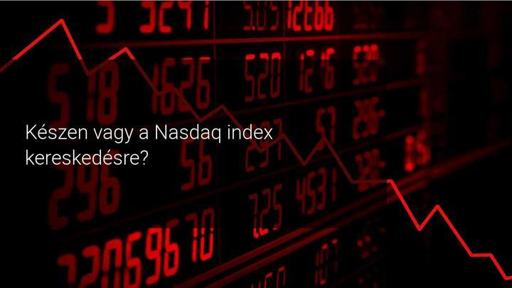 Nasdaq index kereskedés