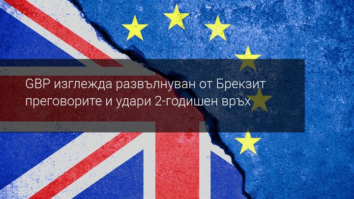 Пазарите очакват коледния си подарък: споразумението за Брекзит