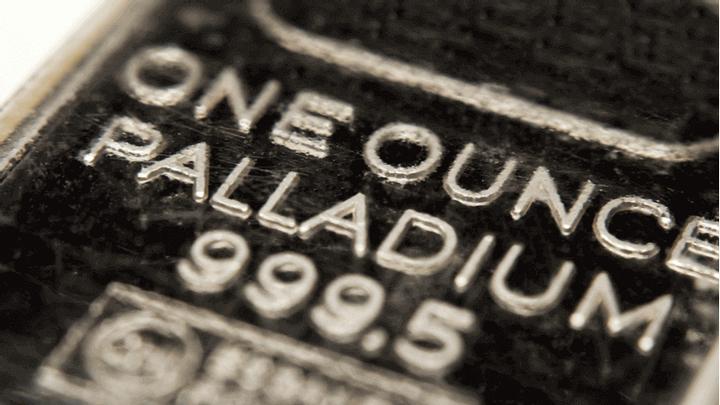 Investire in Palladio - Guida al trading sui metalli preziosi [2020]