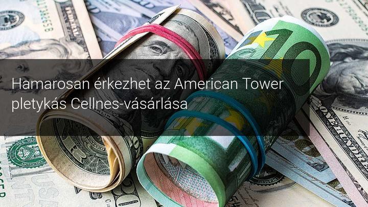American Tower vétel