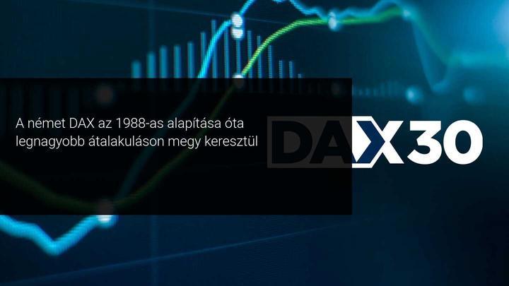 DAX 30-ból DAX 40 lesz?