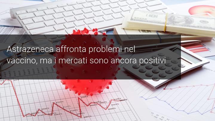 Mercato positivo AstraZeneca