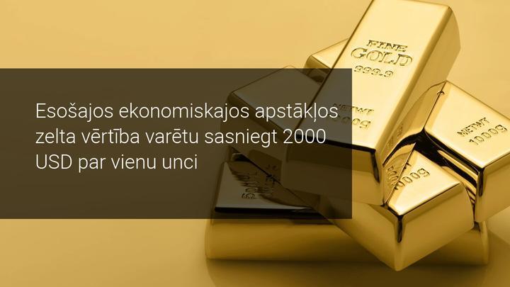 Zelts kļūst aizvien aktuālāka tēma, koronavīrusa nāves gadījumu skaitam sasniedzot 1 miljonu
