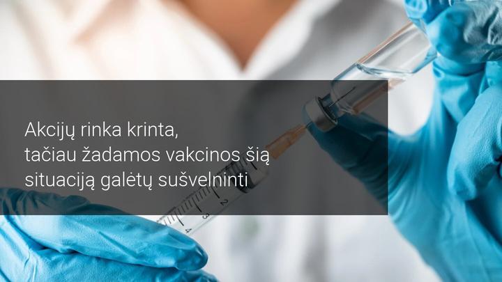 Sustabdyti Johnson & Johnson Covid-19 vakcinos bandymai