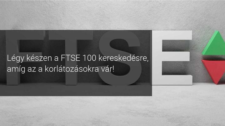 FTSE 100 kereskedés