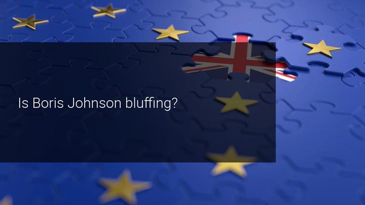UK prepares to walk on October 15, but EU still positive